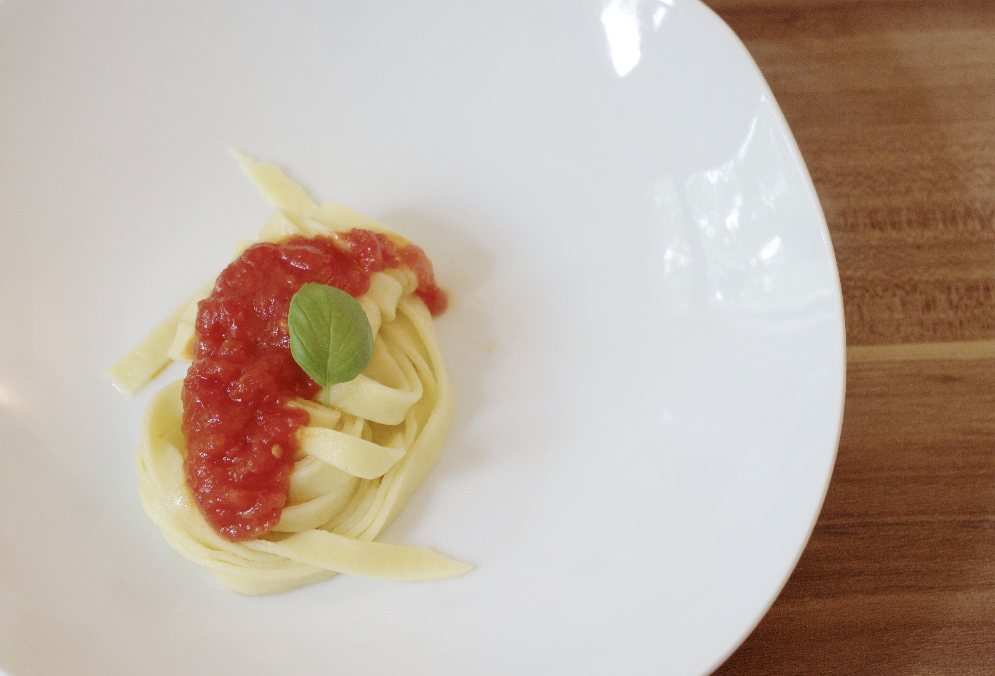 Die beste Tomatensoße der Welt nach Marcella Hazan