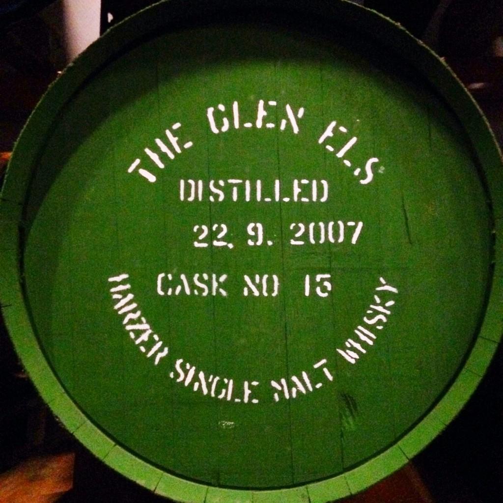 harzer single malt whiskey Gladbeck