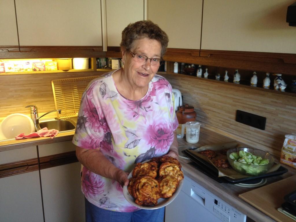 Rosenkuchen Oma Küche