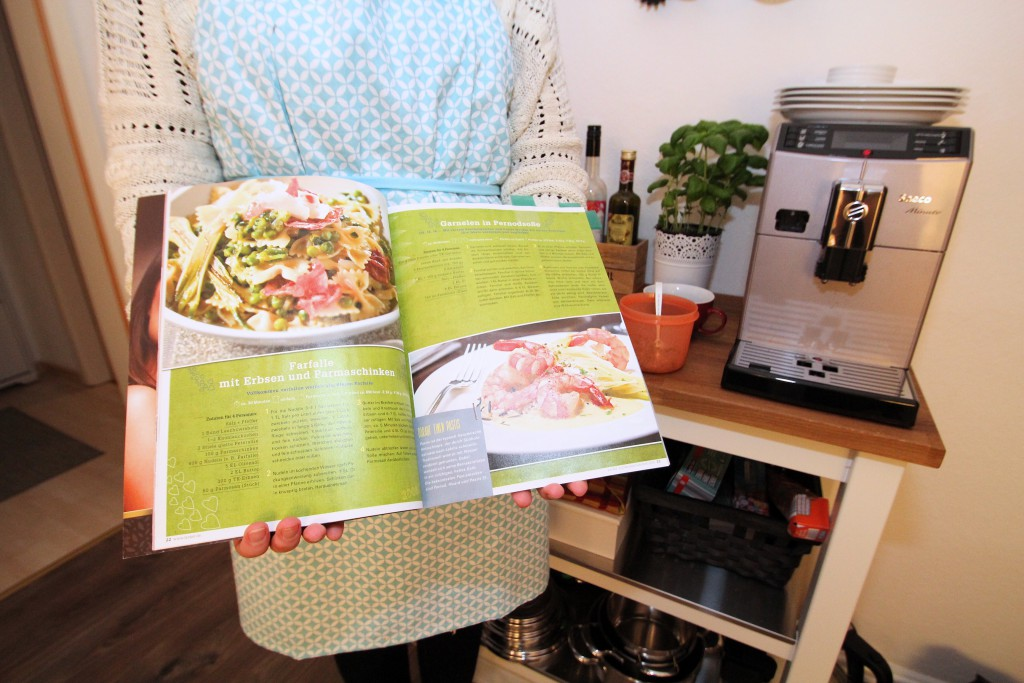 Kochbuch Küche