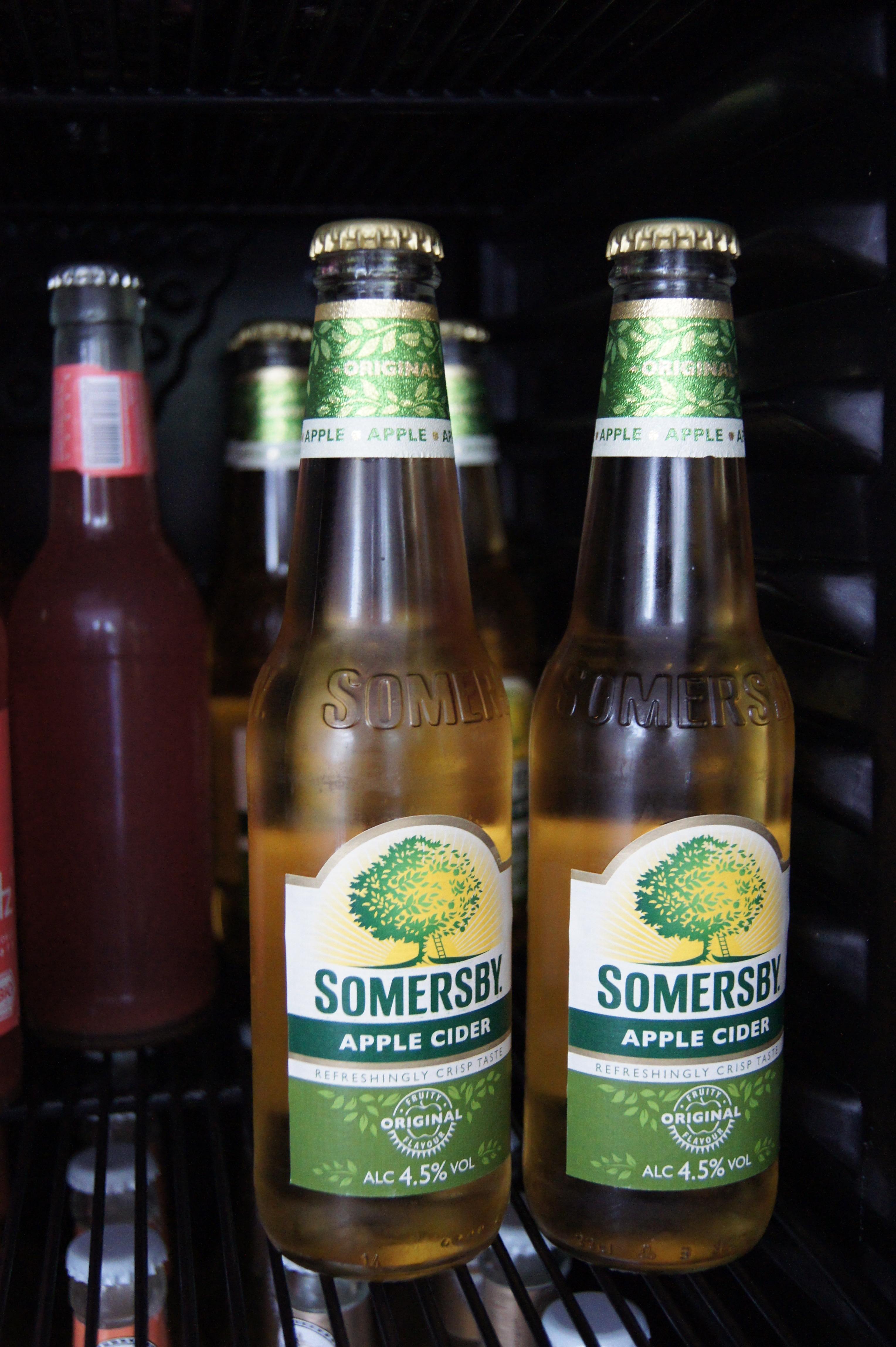 Limo, Craftbeer, Eistee - in der Makery gibt es jede Menge zu trinken